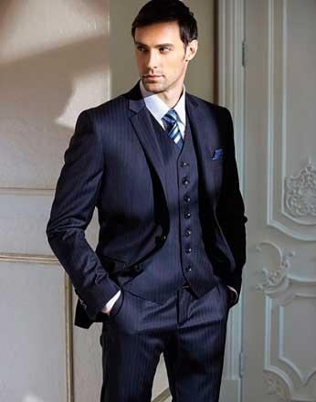 Перешив мужского костюма